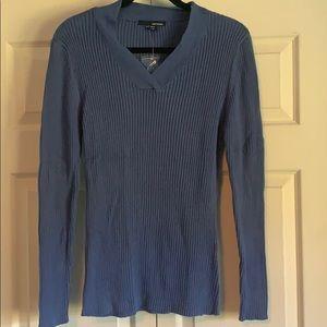 NWOT Light Blue Sweater Size L
